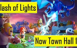 clash of lights 2018 town hall 12