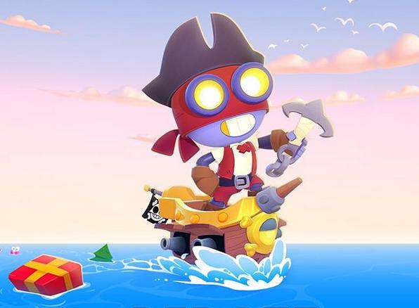 Пиратское обновление Бравл Старс
