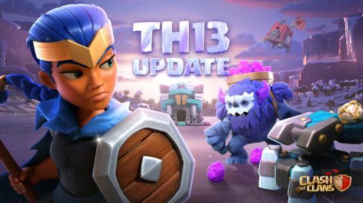 Последнее обновление Clash of clans 13.0.1
