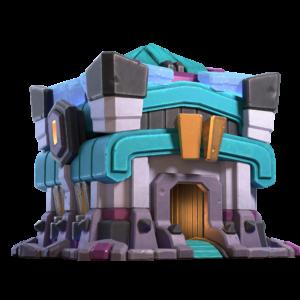 Ратуша 13 уровня